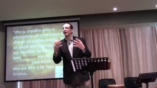 12 Shkurt 2017 Bashkësia Biblika 1 Gjonit 1:5-10