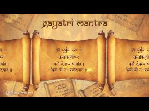 540 - Buy from iTunes: http://goo.gl/VsqzKO Album Name: Gayatri Mantra Sung by Anandmurti Gurumaa Music composed by Kanchman Babbar Recorded, mixed & mastered by...