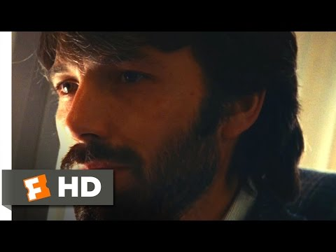 Argo - Cleared For Take-Off Scene (9/9) | Movieclips