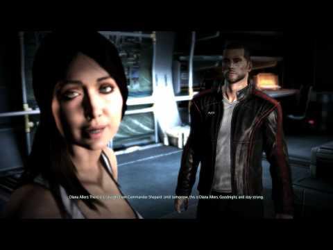 Mass Effect: Complete Jack romance
