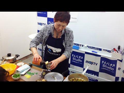 第30回 篠原ママのヘルシーレシピ教室【丁子麩の玉子丼ぶり、他】