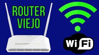 Video Usar router viejo para extender el Wifi | TUTORIAL FÁCIL MP3, 3GP, MP4, WEBM, AVI, FLV September 2019