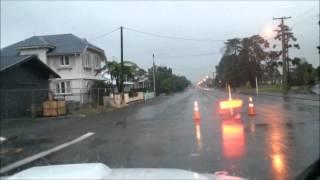 Westport New Zealand  city photos : 50 year Flood in Westport, New Zealand