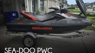 7. [UNAVAILABLE] Used 2014 Sea-Doo GTI 155 Limited in North Charleston, South Carolina
