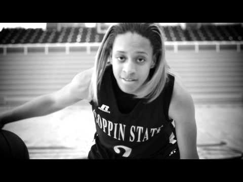 Coppin State Women's Basketball Intro