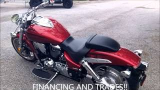 9. 2008 HONDA VTX1800F SPEC 2 FOR SALE