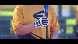 Raw Power Bryson Baker Slow-Pitch Bat Series Tech Video (2015)