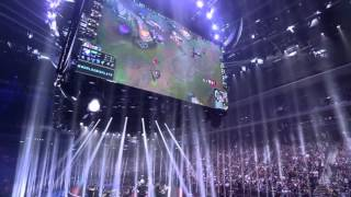 Highlight CKTG 2015: SKT (Marin Rumble) VS Koo (Smeb Fiora) (Game 3)