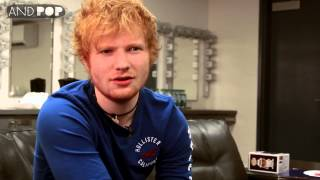 'Way Back When' with Ed Sheeran | ANDPOP.com