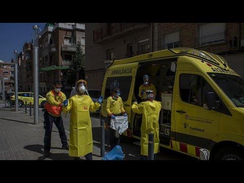 COVID-19: Αυξήθηκε ο ημερήσιος αριθμός νεκρών στην Ισπανία – 743 τις τελευταίες 24 ώρες…