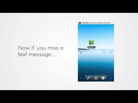 Video of SMS Reminder Lite
