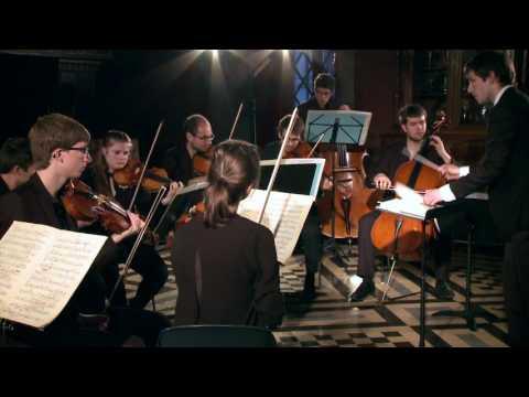 Pierre Wissmer, 3ème symphonie pour orchesre à cordes, Musicancy, château d�Ancy-le-Franc