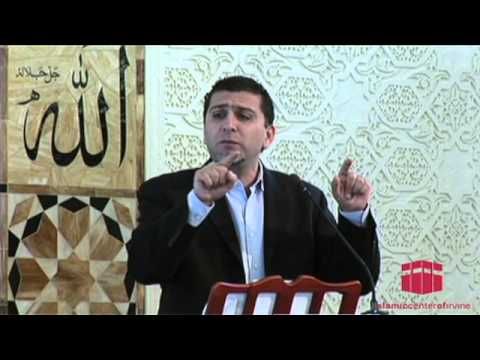 Khutbah by Dr. Ahmad Soboh on 05/24/2013