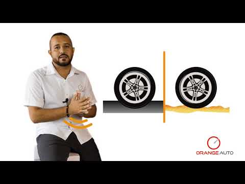Tyre Maintenance tutorial by Orange Auto Dubai