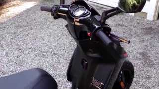 7. 2014 Aprilia Motard SR50 Walk-Around