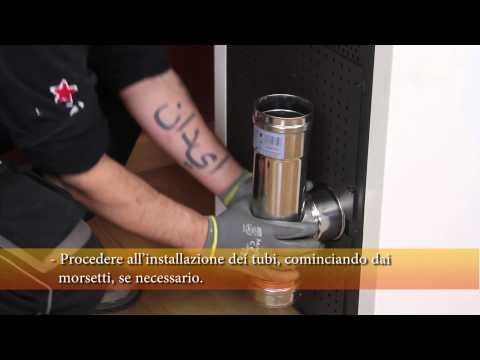 Installazione Stufe a pellet Netflame