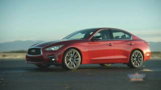 Get the complete story of the 2018 Infiniti Q50 at TheAutoChannel.com.
