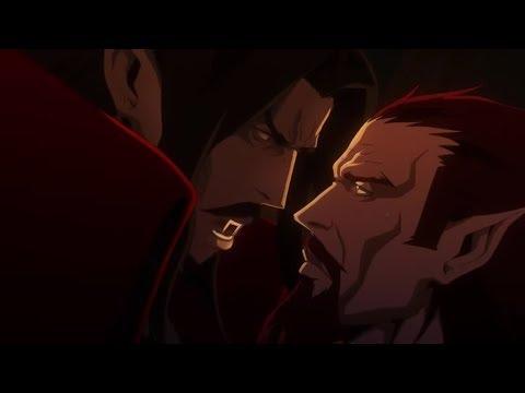 Dracula vs Godbrand | Castlevania