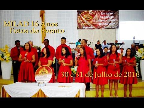 MILAD - 16 Anos // Governador Nunes Freire-MA (FOTOS DO EVENTO) 30.07.2016