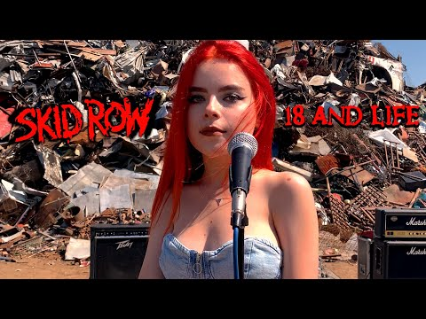 "Skid Row  ""18 and Life"" Cover by Andrei Cerbu"