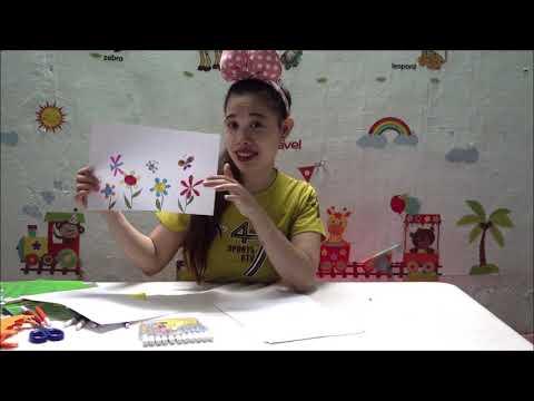 Dạy Bé Tập Vẽ Và Tô Màu - Phần 1