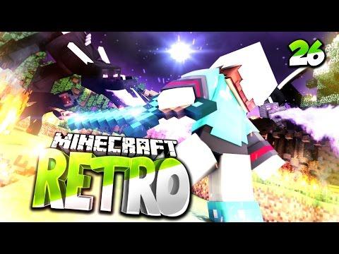 TOTALE ZERSTÖRUNG & DAS ENDE ? • Minecraft RETRO #26 | Minecraft Roleplay • Deutsch | HD (видео)