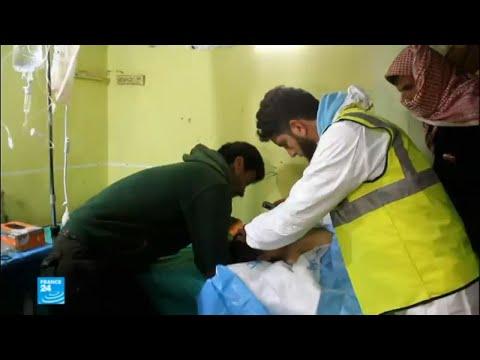 العرب اليوم - شاهد: فرنسا لن تتوانى عن استعمال القوة ضد سورية