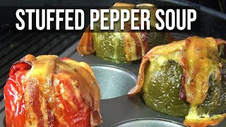 STUFFED PEPPER SOUP by the BBQ Pit Boys by BBQ Pit Boys