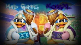 [SSB4] friendlies – Mand Gaming Vs KongXL – Dedede Dittos