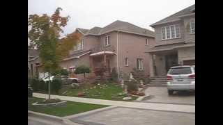 Markham (ON) Canada  city photos : canada ontario markham street house viva yrt bus