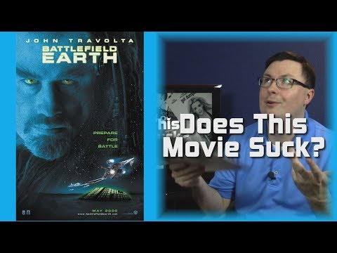 """Battlefield Earth"" (2000) - Does This Movie Suck?"