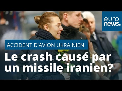 Le crash d'un Boeing à Téhéran causé par un missile iranien ?