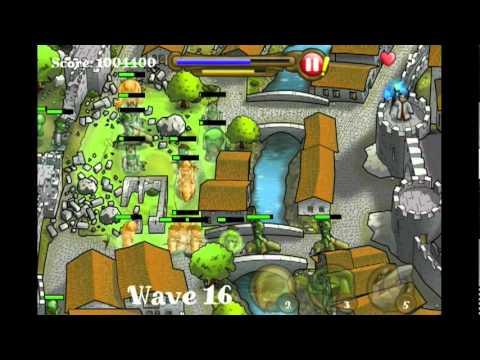 Video of Magic Defenders