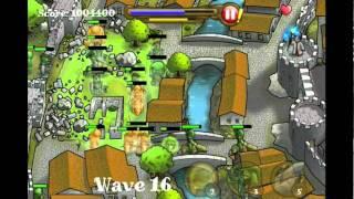 Magic Defenders YouTube video