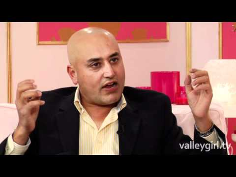 "Co-founder of Hotmail Sabeer Bhatia on ""The Valley Girl Show"" with Jesse Draper"