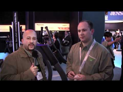 CES 2011 Panasonic Product Review