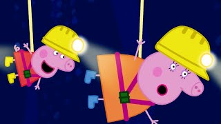 Video Peppa Pig Full Episodes | Caves | Cartoons for Children MP3, 3GP, MP4, WEBM, AVI, FLV Juli 2019