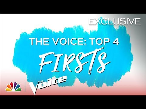 The Top 4 Dish On Their First… - The Voice 2019 (digital Exclusive)