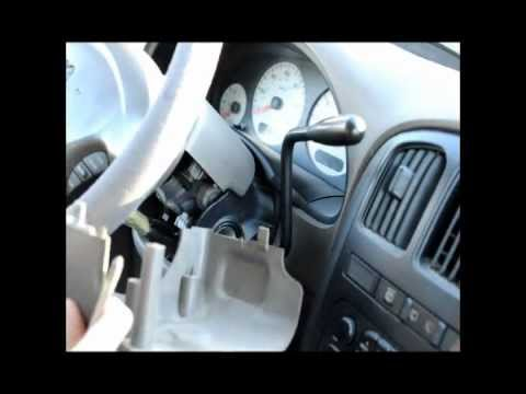 Dodge Caravan (01-03) Instrument Panel light replacement (How To)