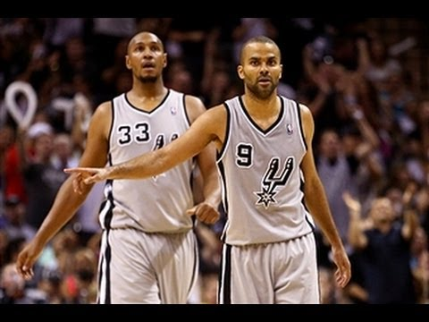 plays - Tony Parker's laser dime lands at the number one spot on Sunday's Top 5. Visit http://www.nba.com/video for more highlights. About the NBA: The NBA is the pr...
