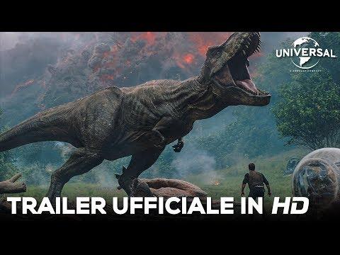 Preview Trailer Jurassic World - Il Regno Distrutto, primo trailer ufficiale italiano del film