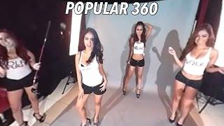 Video FUN Golf bareng Umbrella Angels Paling Sexy? | 360 Camera MP3, 3GP, MP4, WEBM, AVI, FLV Mei 2019