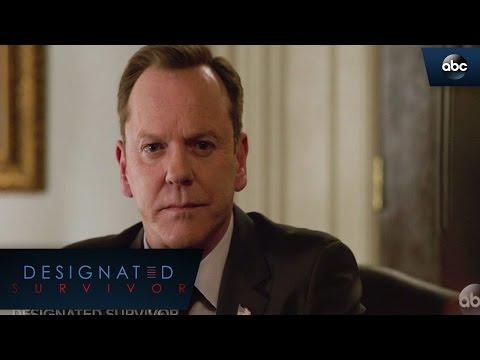Tom Demands Congress' Attention - Designated Survivor 1x17