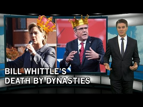 Video: Death By Dynasties: The Hillary Clinton and Jeb Bush Disaster