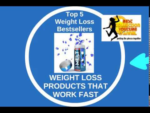Top 5 MELT Review Or Weight Loss Products That Work Fast 002