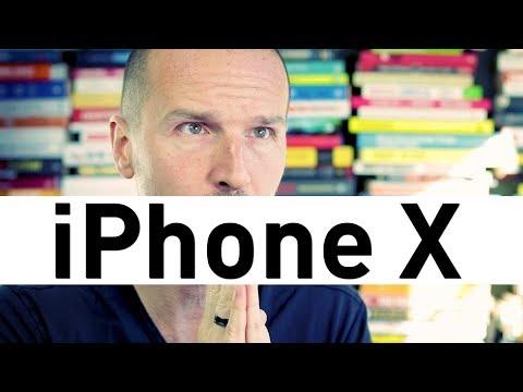 iPhone X...e la rivoluzione tenuta nel cassetto