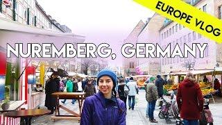 Nuremberg Germany  city images : Nuremberg, Germany | Europe Vlog 3