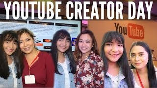YOUTUBE CREATOR DAY MANILA PHILIPPINES happened last Nov. 19 at Happy Garden,Makati.We had lesson about improving our Youtube channel and how to grow consistently. I met a lot of Pinoy Youtubers which now became my friends. Don't forget to check out their Youtube channels!Thank you Youtube for having me! Thank you Enrique for the lessons, this will surely help us to be a better Youtuber!SOCIAL MEDIA💙Twitter: https://twitter.com/ChnttRnn💙Instagram: https://www.instagram.com/beautyndiy💙Paid sponsorship: https://famebit.com/a/BeautyNDiy💙Vlog Channel: https://www.youtube.com/channel/UCMmP9tHeZvPTeegNJUm98Ag💙For business inquiries, email me: chanette_t@yahoo.comCREDITS💙 https://m.youtube.com/user/GlamSolutions