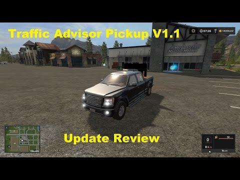 Traffic Advisor Pickup v1.1
