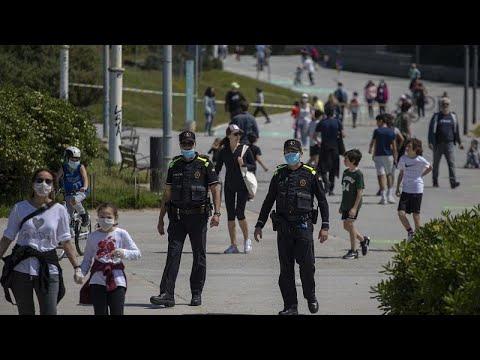 Ισπανία-COVID-19: Περισσότεροι από 100.000 ανέρρωσαν